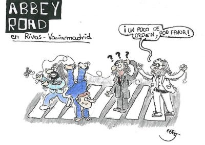 Abbey Road en Rivas